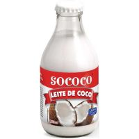 Leite de Coco Sococo Light 200Ml - Cód. 7896004400136C24