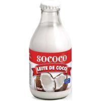 LEITE DE COCO SOCOCO LIGHT 200ML - Cód. 7896004400136C24