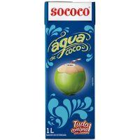 AGUA DE COCO SOCOCO 1L - Cód. 7896004401409C12