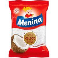 Coco Ralado Menina Umido E Adocado 100G - Cód. 7896028030654C24