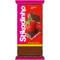 Chocolate Stikadinho 70g - Cód. 7891330012725C48