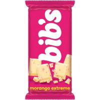 Chocolate Bib'S Morango 40G - Cód. 7891330015092C72
