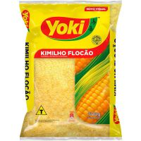 Farinha Kimilho Yoki Flocao 500G - Cód. 7891095006878C12