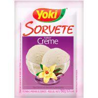 Po Para Sorvete Yoki Creme 150G - Cód. 7891095009930C12