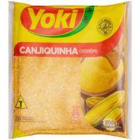 Canjiquinha Yoki Milho 500G - Cód. 7891095100316C12