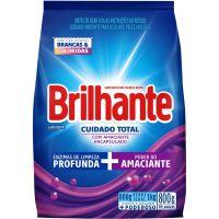 Detergente em Po Brilhante Cuidado Total 800g - Cód. 7891150066656C16