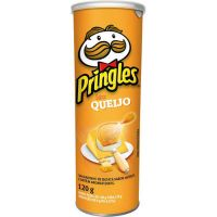 Batata Pringles 120G Queijo - Cód. 7896004006499C18