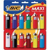 Isqueiro Bix Maxi Leve 12 Pague 11 - Cód. 70330656277