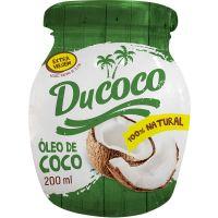 Oleo de Coco Ducoco 200Ml - Cód. 7896016604379C6