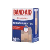 Curativos Band Aid Regular 40 Unidades - Cód. 7891010504755C72