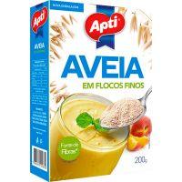 Aveia Apti 200G Flocos Finos - Cód. 7896327501879C12