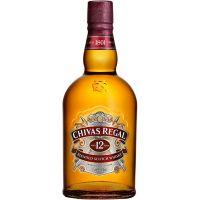 Whisky Chivas 12 Anos 750ml - Cód. 80432400395C12
