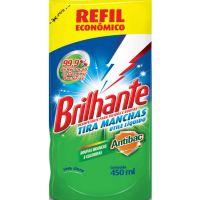 Tira Manchas Liquido Brilhante 450Ml Antibactericida Sc - Cód. 7891150047426C12