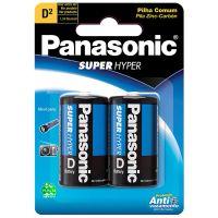 Pilha Panasonic 20Un 1Sh Grande - Cód. 7896067203873