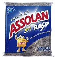 Palha de Aco Assolan N1 - Cód. 7896090122547C20