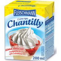 Chantilly Fleischmann 200Ml Tp - Cód. 7898409951084C27