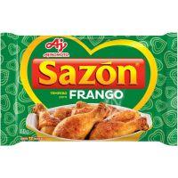 TEMPERO SAZON 60G VERDE AVES - Cód. 7891132019274C12
