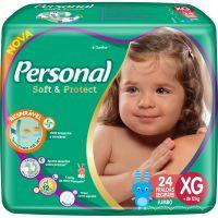 Fralda Personal Baby Jumbo Xg 24Un - Cód. 7896110005690C9