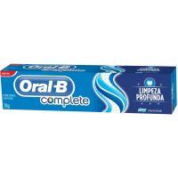 Creme Dental Oral-B Complete 70G Limp Prof - Cód. 7506195131640C24