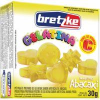 Gelatina Bretzke 30G Abacaxi - Cód. 7896072048971C36