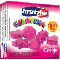 Gelatina Bretzke 30G Cereja - Cód. 7896072048933C36