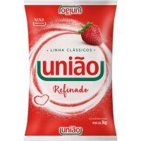 ACUCAR UNIAO 1KG REFINADO - Cód. 7891910000180C10