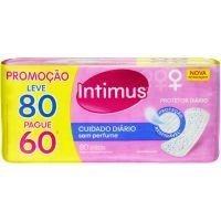 Absorvente Protetor Intimus Days S/Abas s/ Perfume - Cód. 7896007546039C4