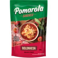 MOLHO POMAROLA 300G BOLONHESA SC - Cód. 7896036095126C24