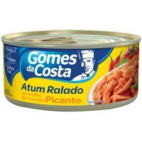 Atum Gomes Da Costa Ralado Picante 170G - Cód. 7891167011960C6