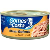 Atum Gomes Da Costa Ralado Natural 170G - Cód. 7891167011779C6