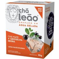 Cha Leao Cold Brew Gelado 10Un Mate+Grosnegra - Cód. 7891098041432C12