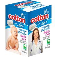 Algodao Cotton Line Hidrofilo 25G - Cód. 7898095296513C60
