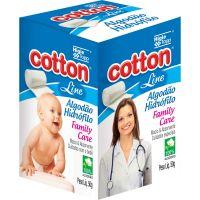 Algodao Cotton Line Hidrofilo 50G - Cód. 7898095296520C30