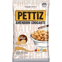 Amendoim Dori Pettiz Natural 1,010Kg - Cód. 7896058507690C12