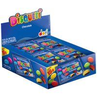 Chocolate Dori 18Gx24 Disqueti - Cód. 7896058510188C9