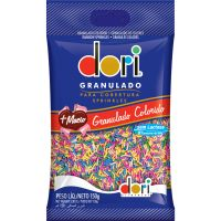 Chocolate Dori 150G Granulado Colorido - Cód. 7896058592139C24