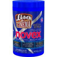 Creme Novex 400G Liso Cinema - Cód. 7896013565734C6