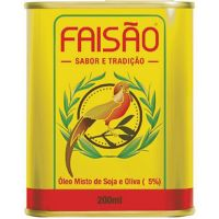 OLEO COMPOSTO FAISAO 200ML - Cód. 7896760951057C24