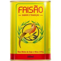 OLEO COMPOSTO FAISAO 500ML - Cód. 7896760951033C4
