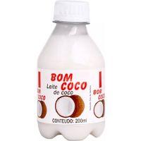 Leite de Coco Bom Coco 200 Ml - Cód. 7898406780755C24