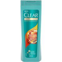 Shampoo Clear 200Ml Antipoluicao - Cód. 7891150055711C12