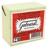 FOSFORO GABOARDI 10UN - Cód. 7896279200103C120