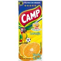 Nectar Camp Tp 200Ml Laranja - Cód. 7898027654886C27