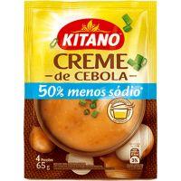 CREME DE CEBOLA KITANO 65G - Cód. 7891095003822C12