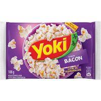 Milho Pipoca Popcorn 100G Micreme Bacon - Cód. 7891095100729C36