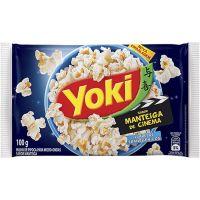 Milho Pipoca Popcorn 100G Micreme Mantcinema - Cód. 7891095008452C36