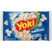 Milho Pipoca Popcorn 100G Micreme Manteiga - Cód. 7891095100934C36