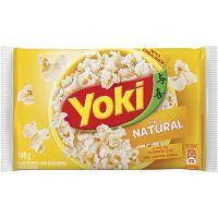 Milho Pipoca Popcorn 100G Micreme Natural - Cód. 7891095100125C36