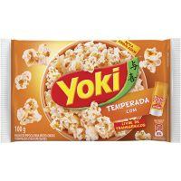 Milho Pipoca Popcorn 100G Micreme Toqchefe - Cód. 7891095006274C36