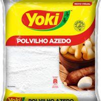POLVILHO YOKI 500G AZEDO - Cód. 7891095300617C12